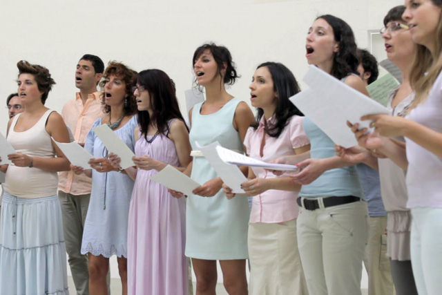 ININ Project Choir - Italy