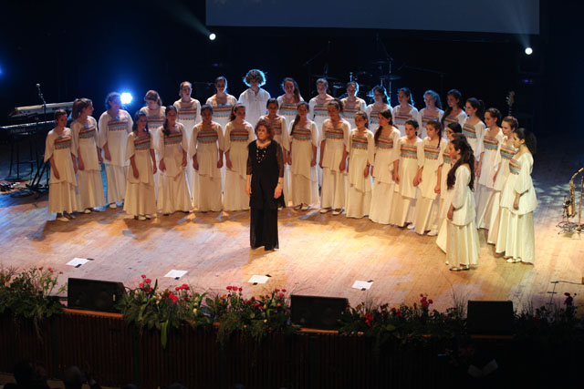 Efroni Choir - Israel